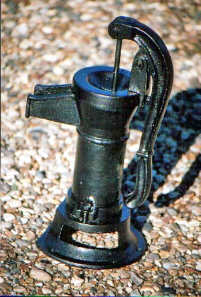 Cast Iron Pitcher Pump - Barrel Products and Spares
